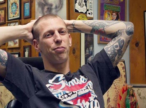 paul timman-tattoo artist