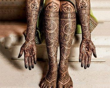 indian mehandi deisgns