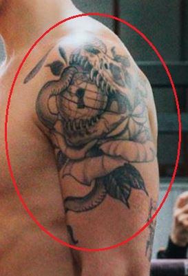 Jake Paul S Tattoos 14 Their Meanings Body Art Guru