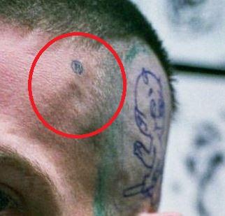 Jesse R Tattoo