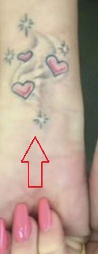 Katie Price S 12 Tattoos Their Meanings Body Art Guru