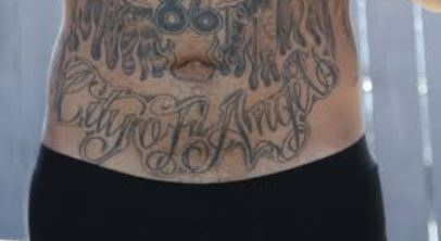 Kid Ink City of Angelo Tattoo
