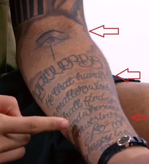 Kyle Kuzma S 24 Tattoos Their Meanings Body Art Guru