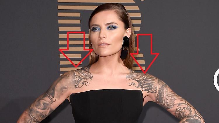 Sophia Cobra Tattoos