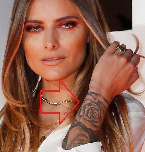 Sophia Rose Tattoo