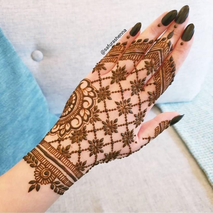 arabic mehandi