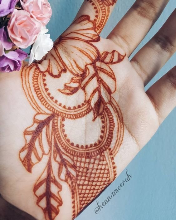 70 Simple Mehndi Designs For Hands