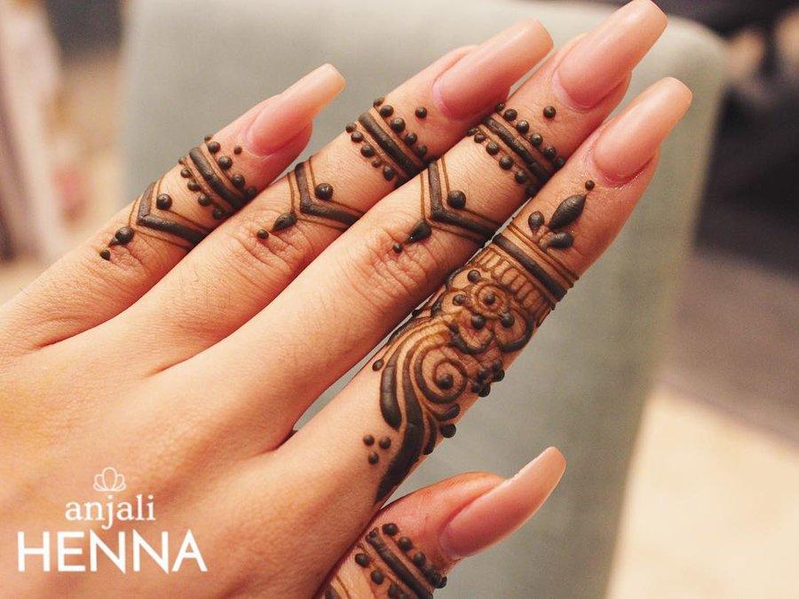 70 Simple Mehndi Designs For Hands Body Art Guru