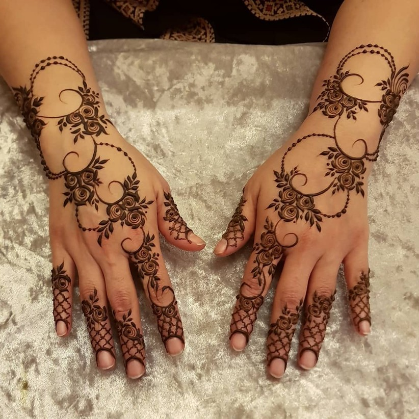 70 Simple Mehndi Designs For Hands Body Art Guru