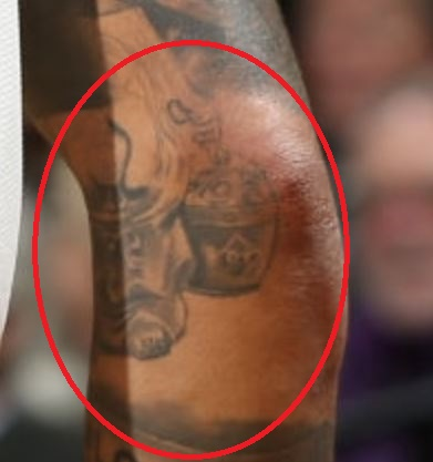 D Angelo Heating Pots Tattoo