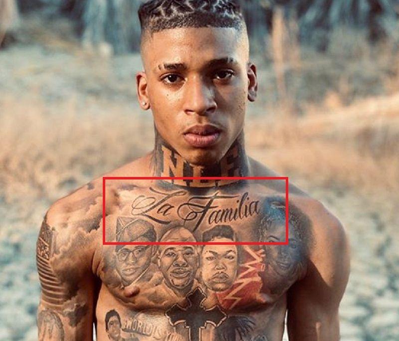 La Familia-Tattoo-NLE Choppa