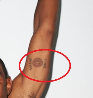 Tyler 2011 Tattoo