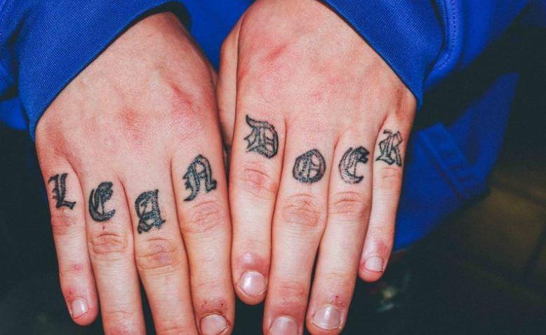 Yuan LEAN DOER Tattoo