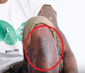 Bradley 3 Tattoo