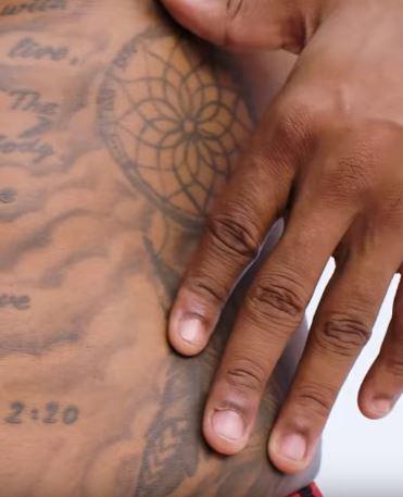 Bradley Dreamcatcher Tattoo