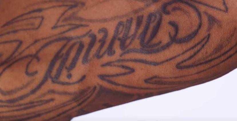 Bradley Forever Tattoo