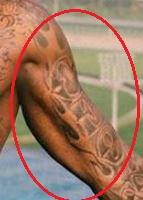 Gucci Mane CEO tattoo