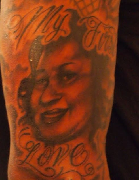 My First Love Tattoo