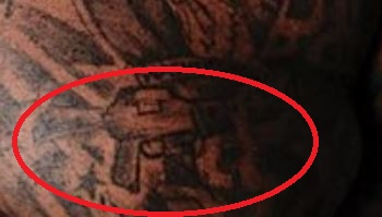Rick Gun Tattoo