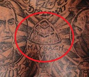 Rick MAYBACH Tattoo