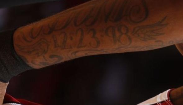 Udonis 12 23 98 Tattoo