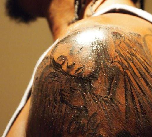 Udonis Polynesian Tattoo
