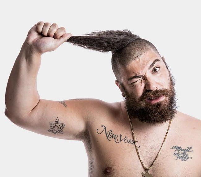 Joshua Ostrovsky Tattoos