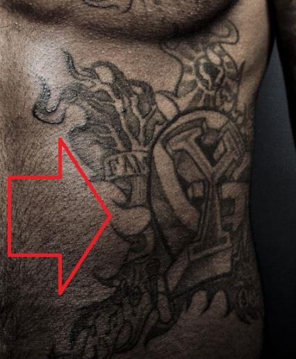 Lloyd FAM Tattoo