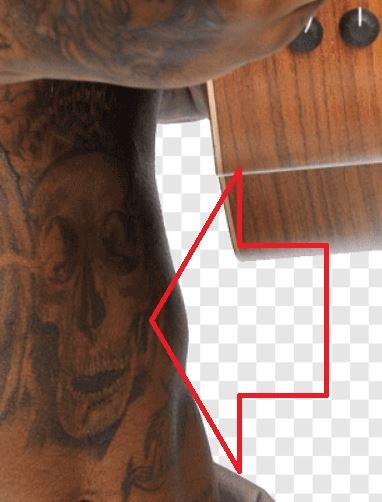 Lloyd Skull Tattoo