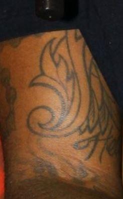 Llyod Right Bicep Tattoo