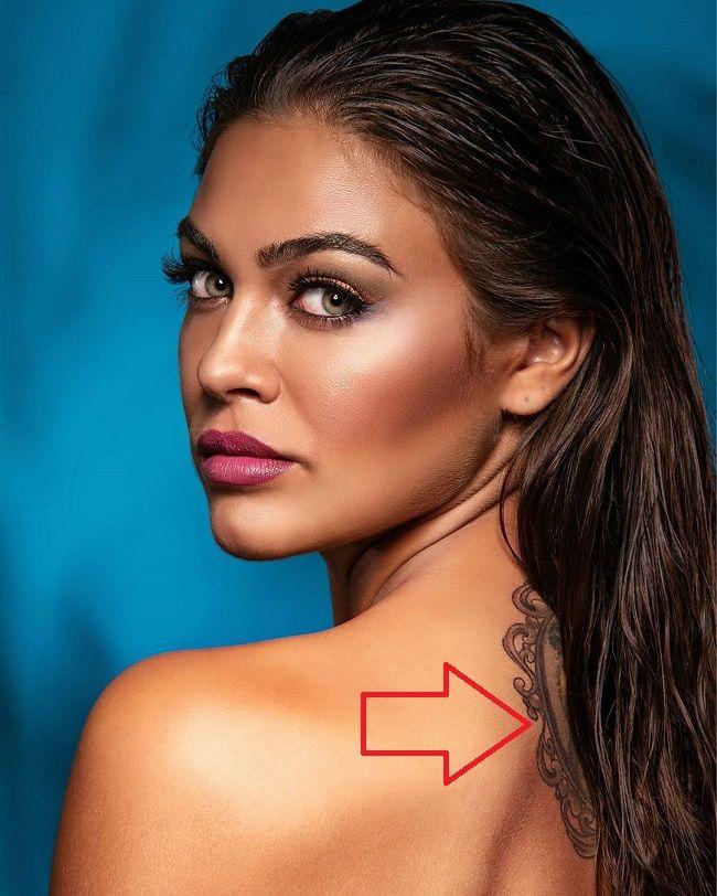 Lydia Clyma Tattoo