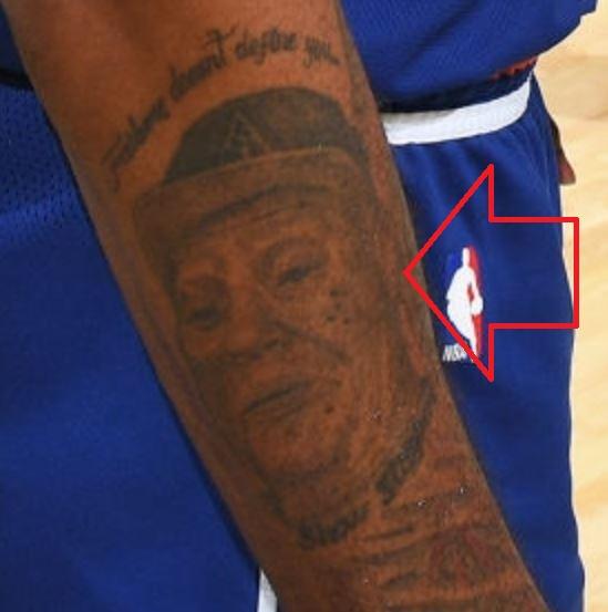 Marcus Grandmother Tattoo