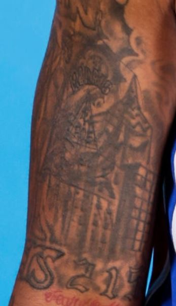 Markieff City Tattoo