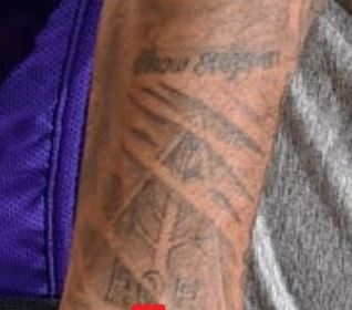 Markieff Family Tree Tattoo