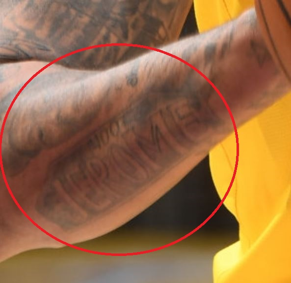 Markieff JEROME Tattoo