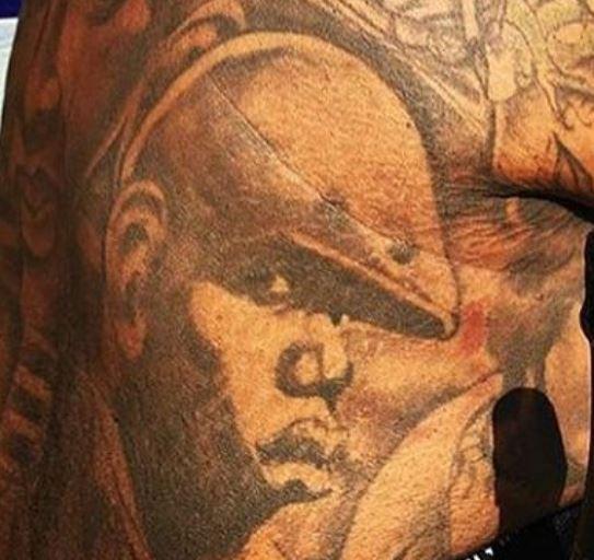 Rick Biggie Tattoo