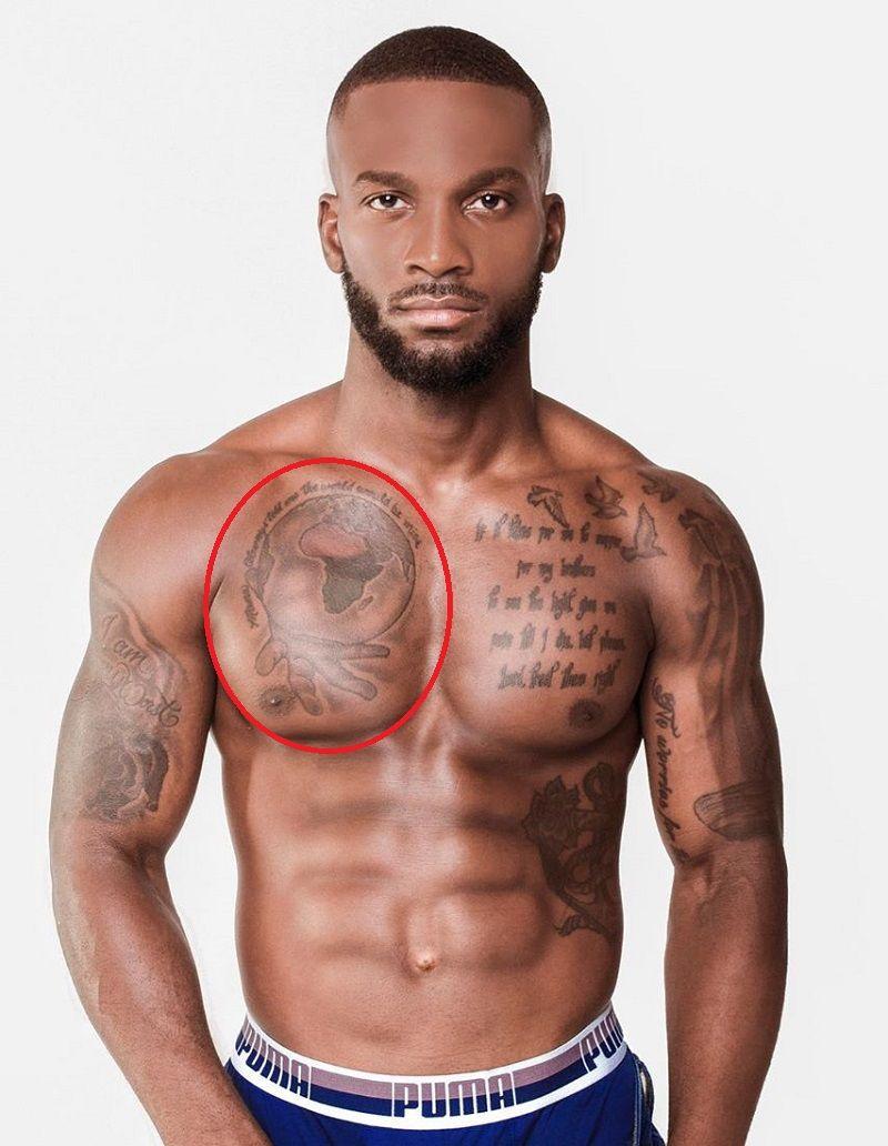 Sharron Townsend-Globe Tattoo