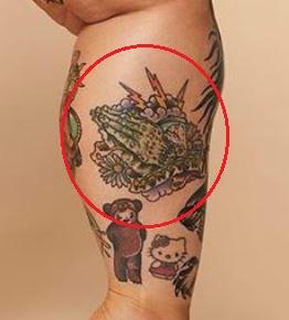 Tess Holliday S 29 Tattoos Their Meanings Body Art Guru