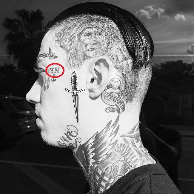 Trace Cyrus-TN Tattoo