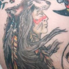 Action Bronson chief tattoo