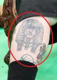 Action Bronson mummy tattoo