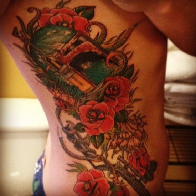 Adam Sperandio-Boba Fett-Star Wars-Tattoo