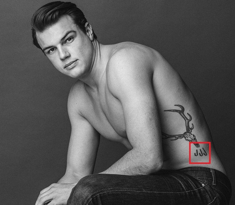 Bennett Jonas-JJJ Tattoo