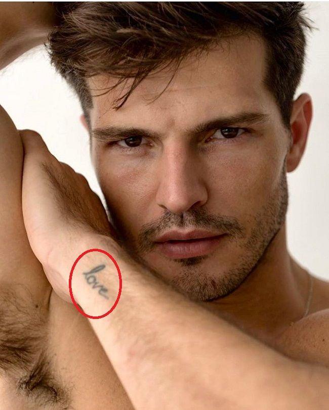 Diego Miguel-love Tattoo