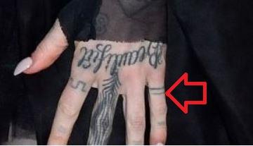Grimes Black Bands Tattoo