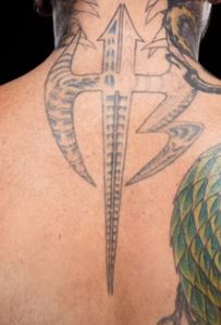 Jeff Cross Tattoo