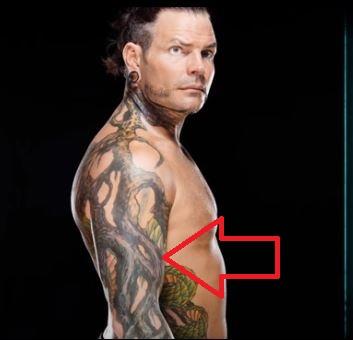 Jeff Roots Tattoo