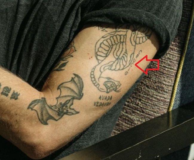 Jeremy Ruehlemann-CRUCIO Tattoo