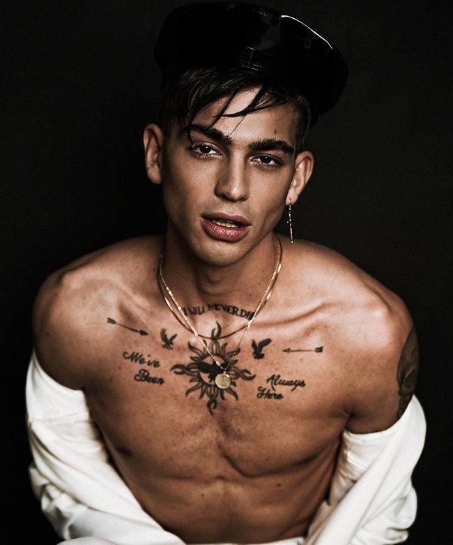 Jeremy Ruehlemann Tattoos