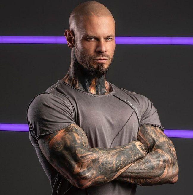 Jimmy Lewin-Tattoos